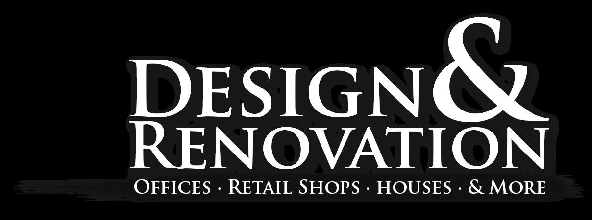Design & Renovation Text Image