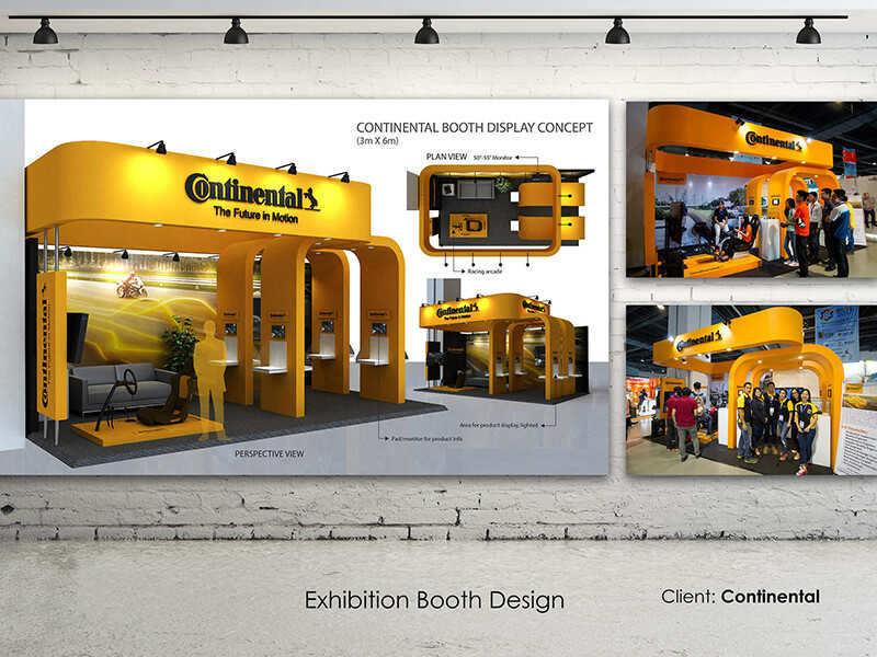 Exhibition Booth Design Philippines